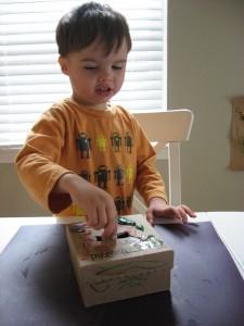 Thanksgiving Kids Craft