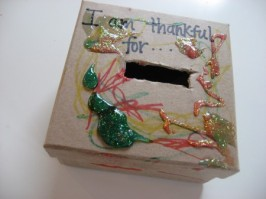 Thanksgiving Activity and Craft