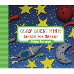 Clay quest Mini Search for shapes