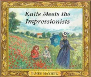 Katie Meets The Impressionist