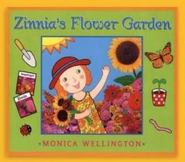 Author Showcase- Monica Wellington