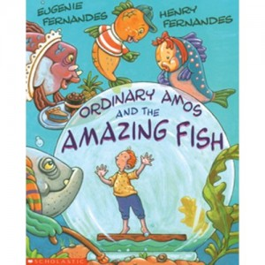 Ordinary Amos and the amazing fish