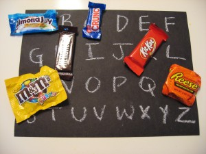 Learning with Candy