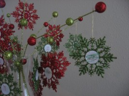 Advent Tree Craft