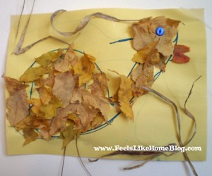 dry turkey craft