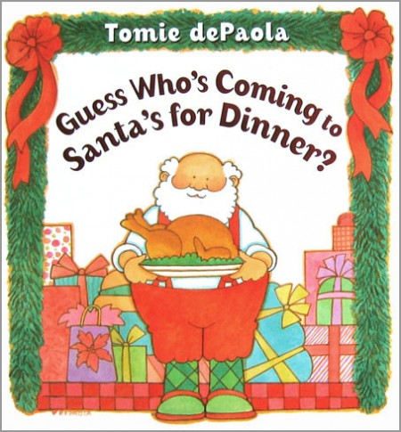 Books About Santa - No Time For Flash Cards