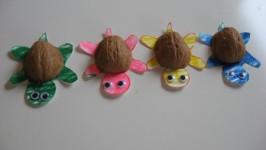 Walnut Shell Turtles