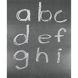 peel and stick chalk board