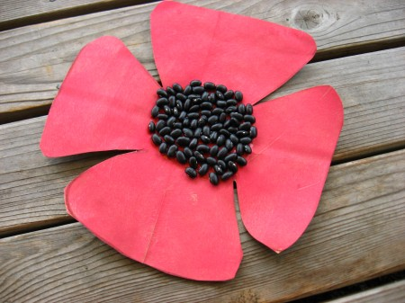 Remembrance day craft and veterans day craft no time for for Veterans day crafts for preschoolers