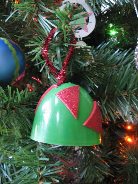 ideas for christmas pictures of toddlers - Christmas Ornament Crafts