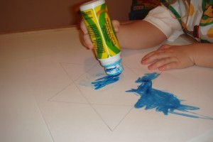 Hanukkah Kids Craft