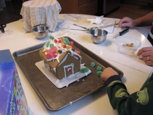 gingerbread house 023