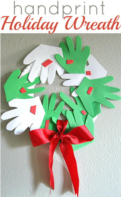 kids wreath