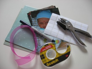 DIY Photo Book