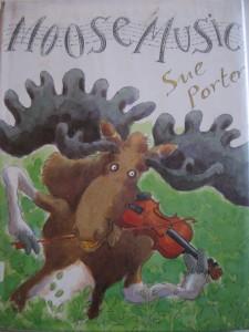 Moose Music by Sue Porter