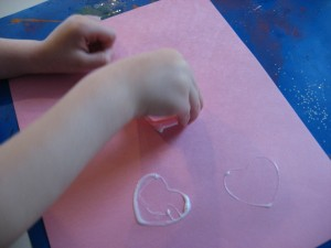 Easy Valentine's Craft