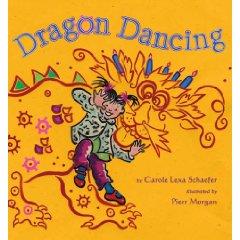 dragon dancing