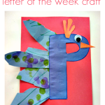 Letter of The Week Craft Letter P