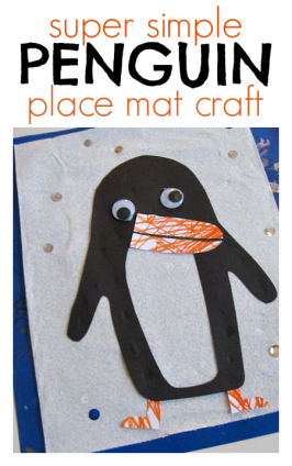 Penguin Craft !