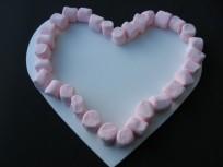 Marshmallow Valentine's Treat