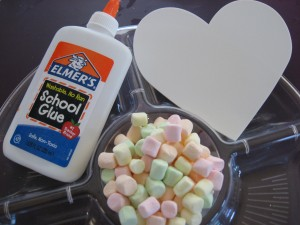Valentine Marshmallow Treat
