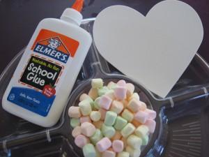 Valentine Marshmallow Treat
