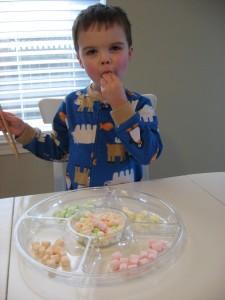 Valentine's Marshmallow Treat