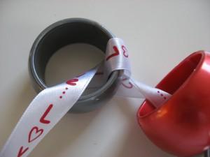 Napkin Ring Necklace