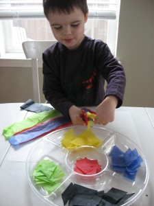 Olympics Kids Craft