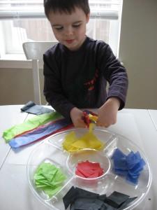 Olympics Kids Craft