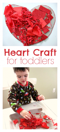 valentine's day ideas for toddlers