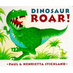 Books About Dinosaurs!