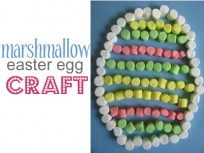 Easter Egg Craft For Kids