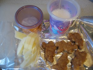 Home Made Kids Meal