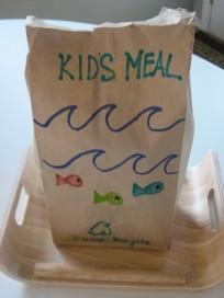 Home Made Kids Meal