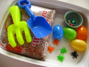 Toddler Sensory Activity