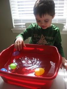 Preschool Science Lesson