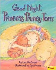 Princess Pruney Toes