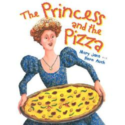Princess and The Pizza - Princess books