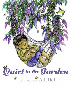 Quiet in the Garden