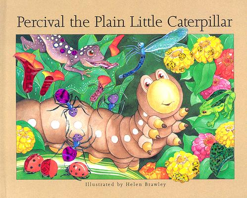 percival the plain caterpillar