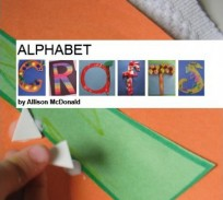 Alphabet Crafts by Allison McDonald