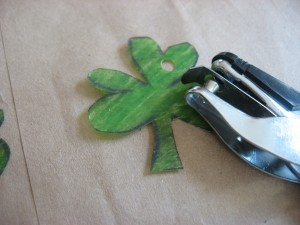 Shamrock Kids Crafts