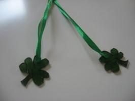 Shamrock Kids Craft - Lucky Charms