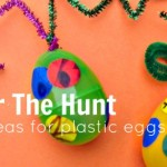 Recycle Your Easter Eggs!