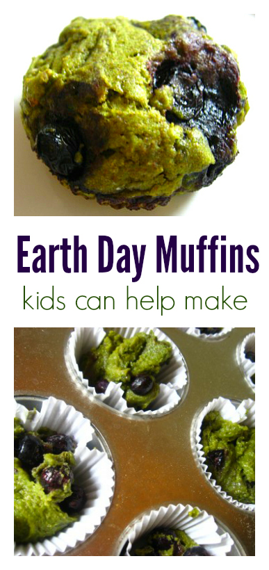 snacks for earth day