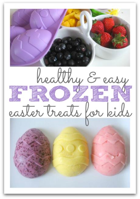 frozen easter treats