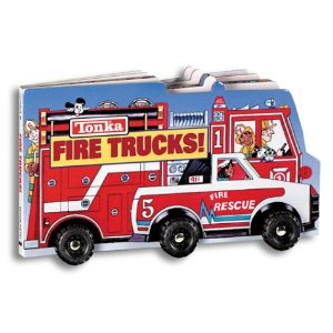 tonka fire trucks