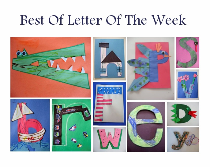 Best of Letter of The Week