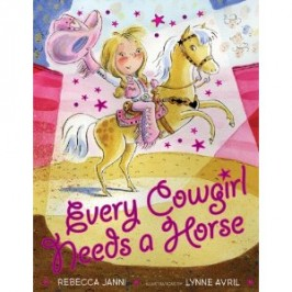 Books About Cowboys…and girls!